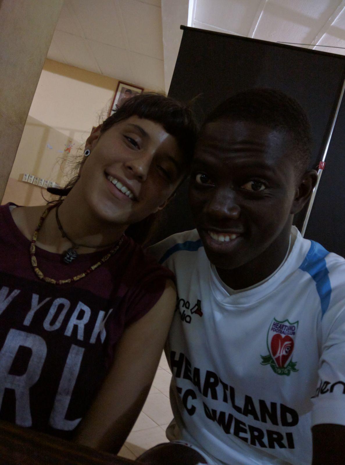 Carlotta-nigeria-sport