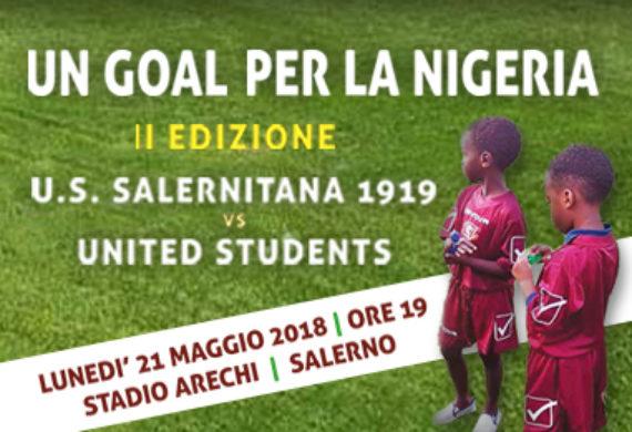 Un Goal per la Nigeria