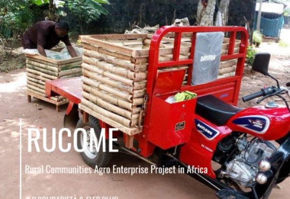 Rural Community Agro Enterprise Project